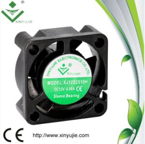 25mm Cooling Fan 25*25*10mm 5V Small DC Car Fan pictures & photos