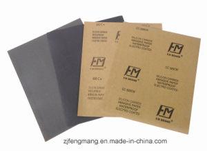 C-Wt Craft Paper Silicon Carbide Abrasive Paper/Sandpaper FM48 pictures & photos