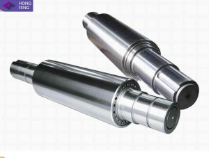 OEM Factory Machinery Forged Step Shaft pictures & photos