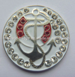 Customized Golf Ball Marker (Hz-1001-051) pictures & photos