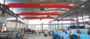 Ld Type Electric Single-Beam Bridge Crane pictures & photos
