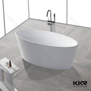 Kkr Bathroom Modern Stone Resin Solid Surface Tubs