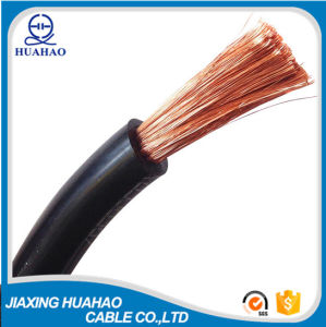 Copper Condcutor PVC Jacket Black Welding Cable (70mm2 50mm2 35mm2 25mm2) pictures & photos