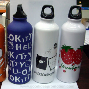 Sports Alumium Water Bottle with Cutsomer Logo pictures & photos