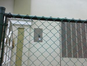 China Wholesale Used Galvanized Chain Link Fence pictures & photos