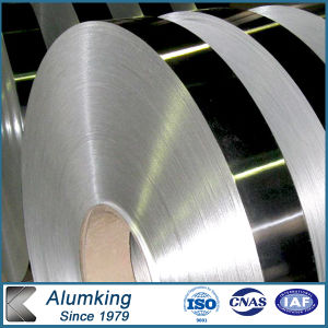 Air-Condition Aluminum Strip Coil with Mill Finish Surface pictures & photos