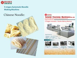Automatic Noodle Making Machine (SK-8430) pictures & photos