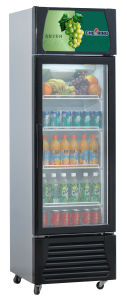 High Quality Commercial Upright Supermarket Display Refrigerator pictures & photos