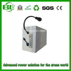 Fishing Machine Portable 12V Battery Pack 60ah Lo-Ion Battery pictures & photos