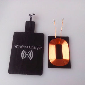 Safety Guarantee Wireless Charger Coil Qi Receiver Coil pictures & photos