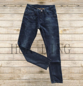 New Fashion Sepecial Design High Quality Men′s Denim Jeans (HDMJ0049) pictures & photos