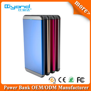Made in China Polymer Lithium Mobile Phone Power Bank for iPhone 6