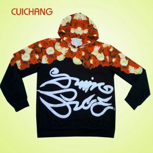 Custom Printing Logo Hoody Sweatshirt (AS-024) pictures & photos