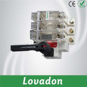 Hglr Series 63A to 160A 380V Load Isolation Switch pictures & photos