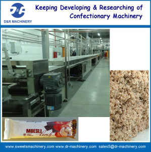 Automatic Candy Bar Line, Protein Bar Production Line pictures & photos