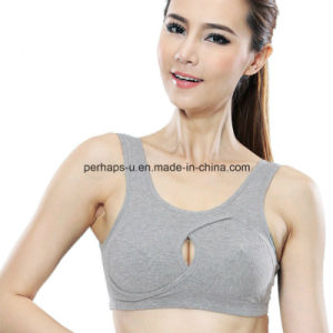 Women Quickly Dry Sports Bra Gym Wears Athletic Clothes pictures & photos