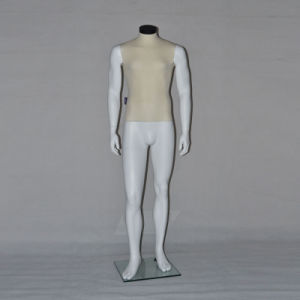 Fiberglass Sportswear Male Mannequin with Glass Base pictures & photos