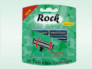 Swivel Stainless Steel Twin Blade (KD-9001L) pictures & photos