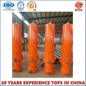 Long Stroke and Big Bore Telescopic Cylinder for Truck pictures & photos