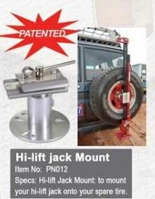 Farm Jack /Hight Lift