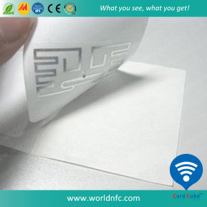 915MHz Ultra-High Frequency PVC Waterproof RFID Smart Label/Sticker pictures & photos