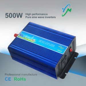 500W 12V 220V Pure Sine Wave Power Inverter pictures & photos