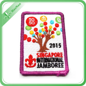 Promotional Gift Decoration Souvenir Woven Label pictures & photos