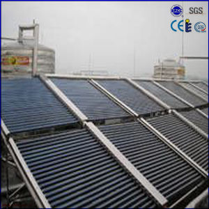Big Project Water Heating Solar Collector pictures & photos