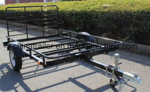 Powder Coated Landscape Trailer pictures & photos