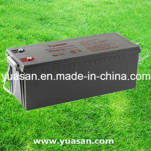 Yuasan Sealed Lead Acid Gel AGM Solar Battery -- Npg180-12 (12V180AH)