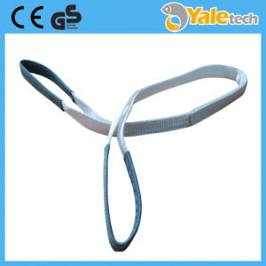 En1492-1 Ce and GS Certified 500kg Double-Ply Webbing Sling pictures & photos