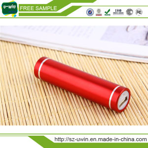 Promotion Gift Perfume Power Bank 2600mAh USB Power Bank pictures & photos