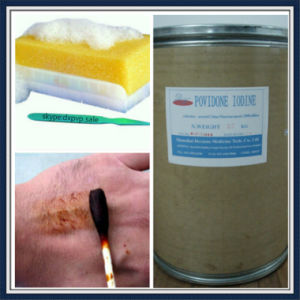 Pvp Iodine Liquid 5% USP26 pictures & photos