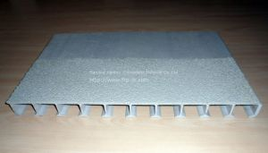 Factory Supply Fiberglass FRP GRP Plank Used for Fiberglass Bridge pictures & photos