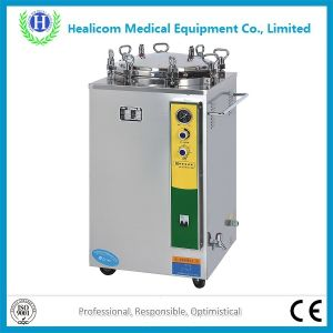 Vertical Pressure Steam Sterilizer Hvs-120 pictures & photos