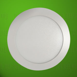 18W SMD2835 Round Ceiling Panel LED Light pictures & photos