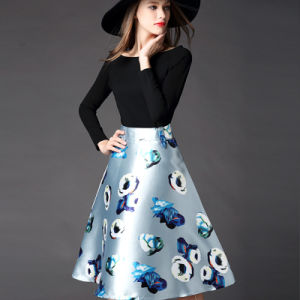 Popular Substantial Elegant Women Skirt