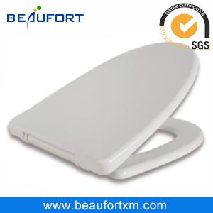 White Slim V Shape UF Sanitary Toilet Seat