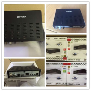 Satellite DVB-T2/C /S2terrestrial / Combo Receiver pictures & photos