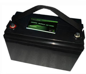 12V 100ah Solar Storage Lithium Ion Battery pictures & photos