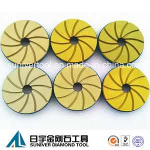 "5"" Snail Lock Grinding Wheel Edge Grinding pictures & photos"