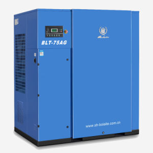 8bar Screw Compressor for Sand Blasting 55kw pictures & photos