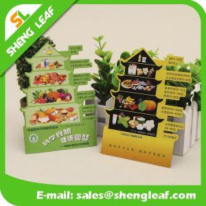 Home Decoration Custom Promotional Tourist Souvenir Square Fridge Magnet pictures & photos