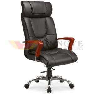 Standard Black Modern Office Boss Chair (HY-A-054) pictures & photos