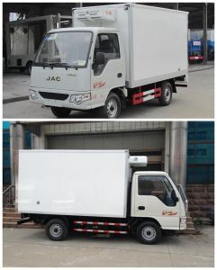 JAC 4X2 Refrigerator Truck Mini Refrigerated Truck pictures & photos