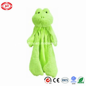 Green Soft Safe Baby Cute Frog Mum Love Baby Blanket pictures & photos