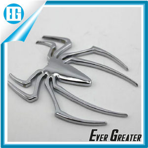 3D Spider Car Sticker Emblems for Sale pictures & photos