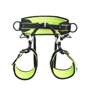 New Design Adjustable Climbing Tree Safety Harness