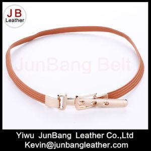 Fashion Ladies Skinny Elastic Waist Belt