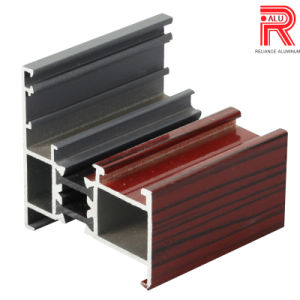 Aluminum/Aluminium Extrusion Profiles for House Door/Window pictures & photos